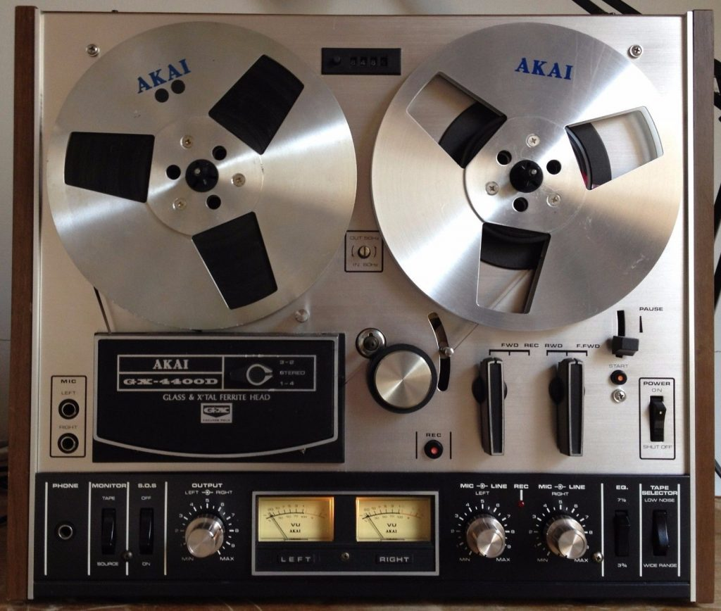 vintage audio repair and restoration