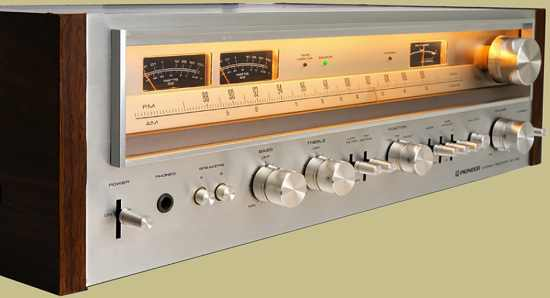 Vintage Stereo Receivers